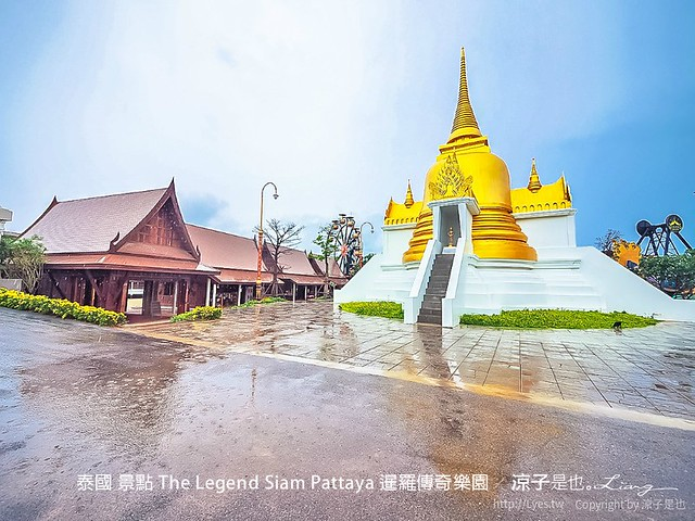 泰國 景點 The Legend Siam Pattaya 暹羅傳奇樂園 56