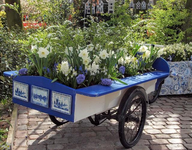 Spring in Holland, de Keukenhof