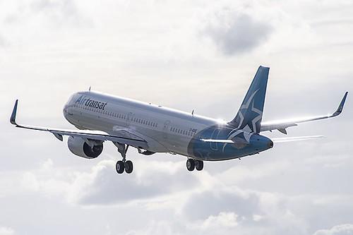 Air Transat A321LR (Airbus)