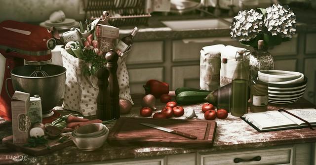 N509 Grandma's Kitchen