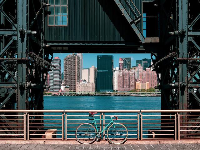 Framing Midtown Manhattan