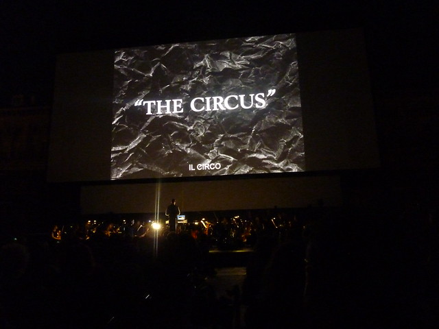 The Circus at Cinema Ritrovato