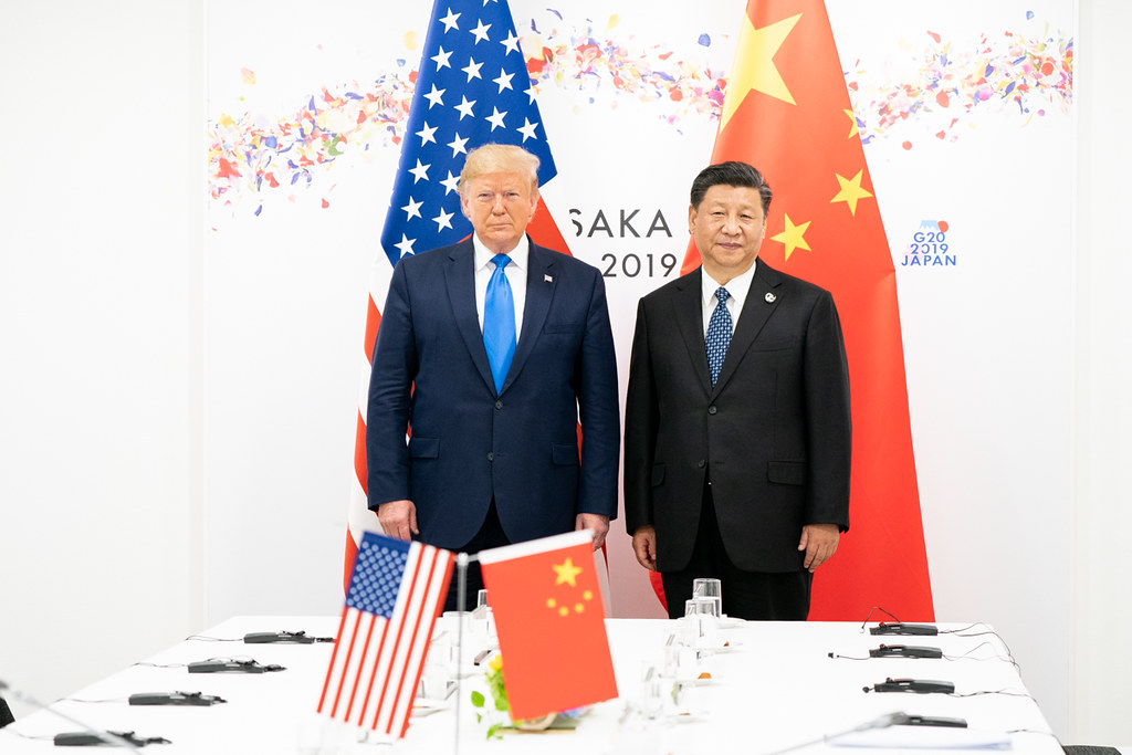 President Trump at the G20 | President Donald J. Trump joins… | Flickr