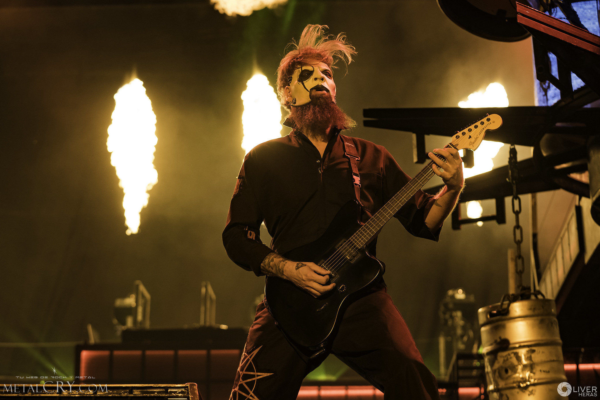 Slipknot @ Download Madrid 2019