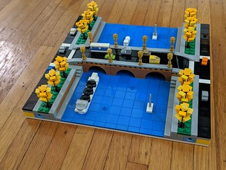 Micropolis Canal Bridge 2