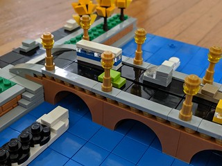 Micropolis Canal Bridge Close-Up 1