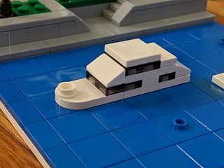 Micropolis Canal Big Boat