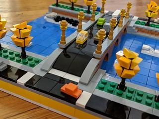 Micropolis Canal Bridge Close-Up 3