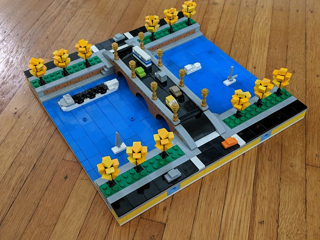 Micropolis Canal Bridge 1