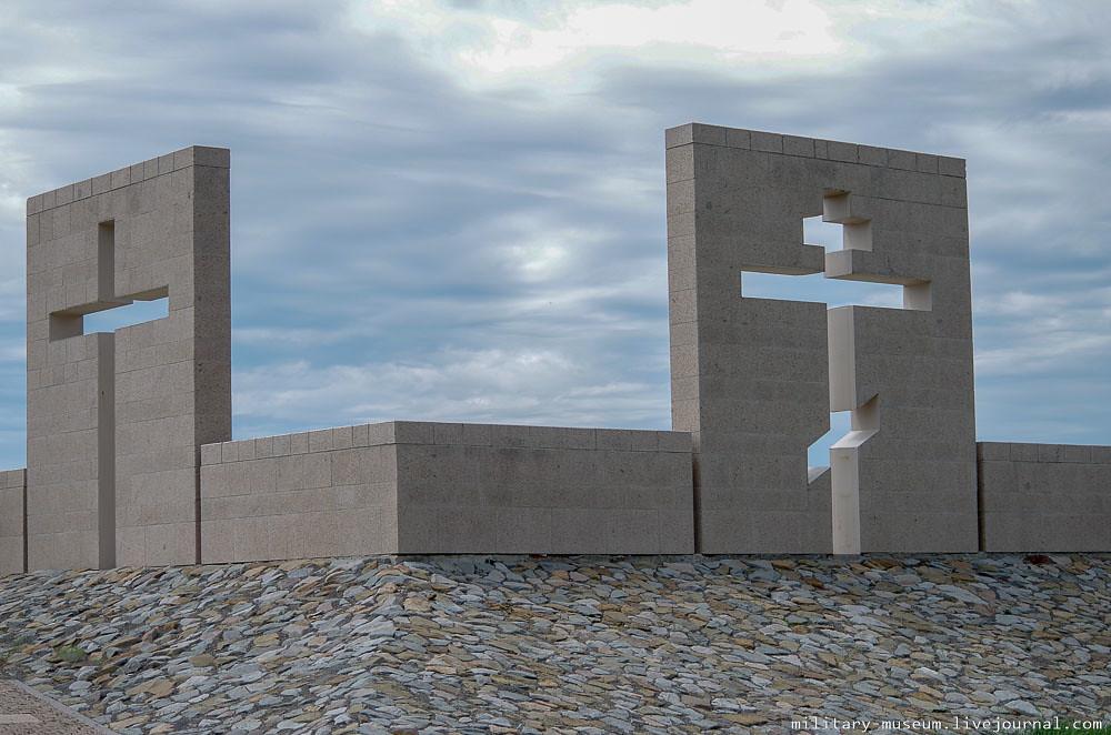 Военно-мемориальное кладбище Россошки под Волгоградом-106