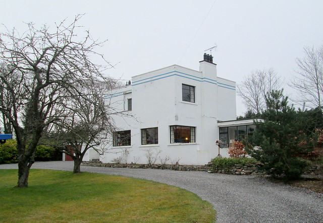 Art Deco House, Inverness