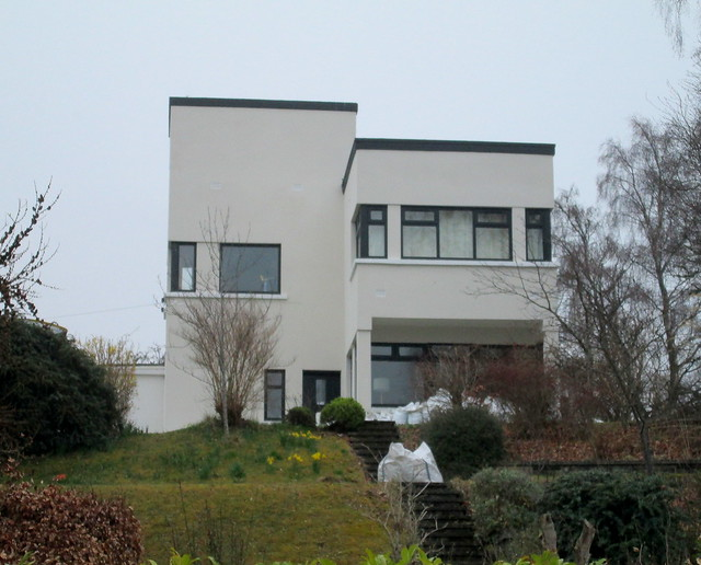 Art Deco/Moderne House, Inverness