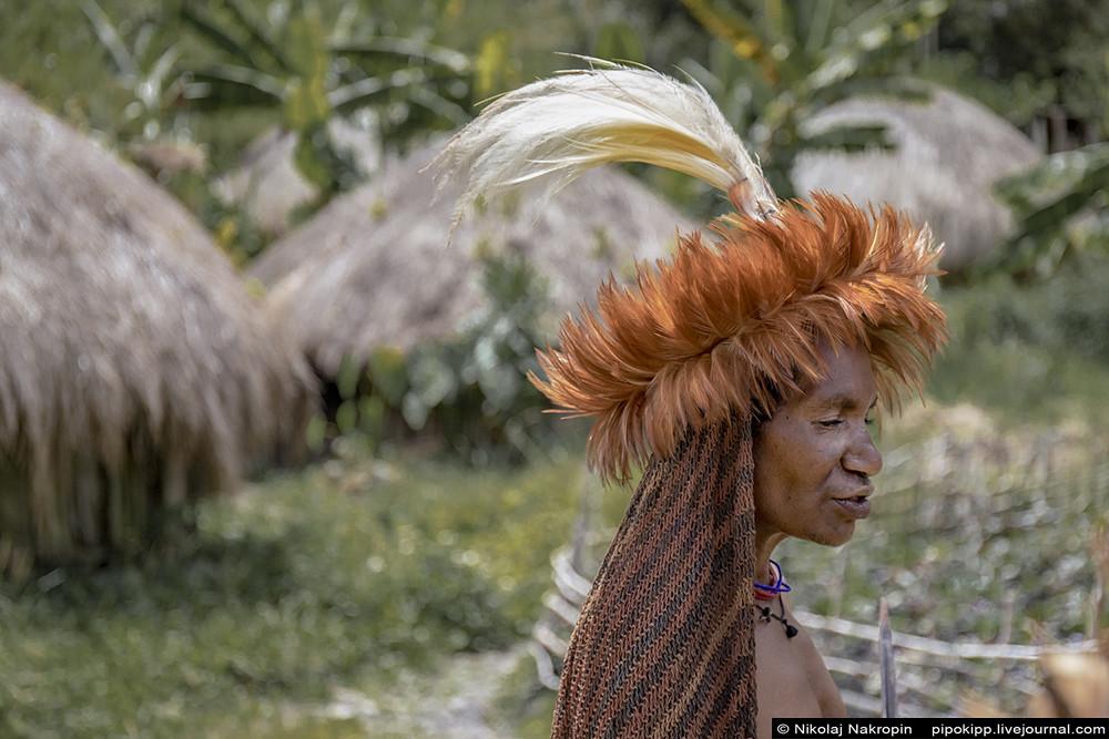 В краю невидимых птиц. Канак и амазонки из долины реки Муги.