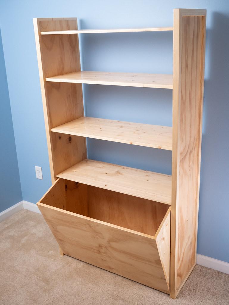 Leah's shelves