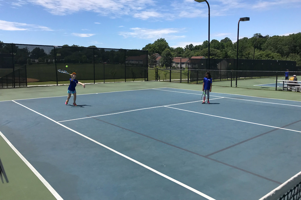 Junior Team Tennis