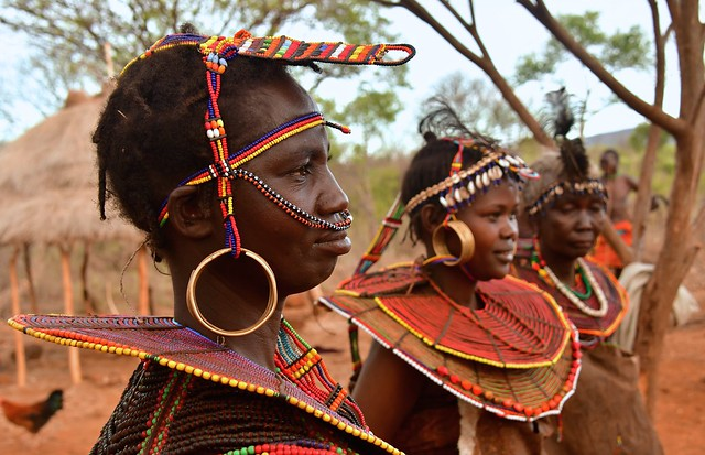 Kenya- Pokot people