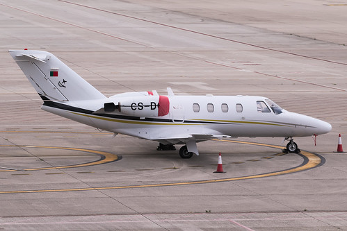 [CS-DOI] Cessna 525 CitationJet