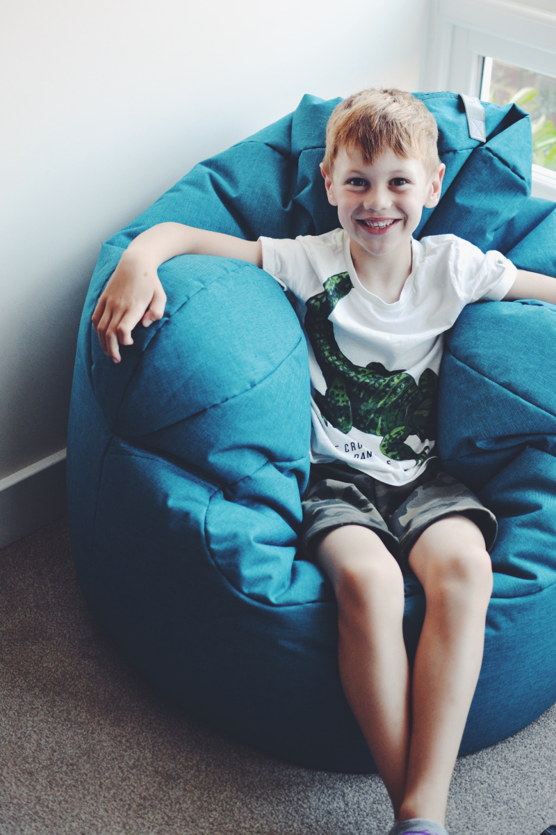 Bean Bag teal