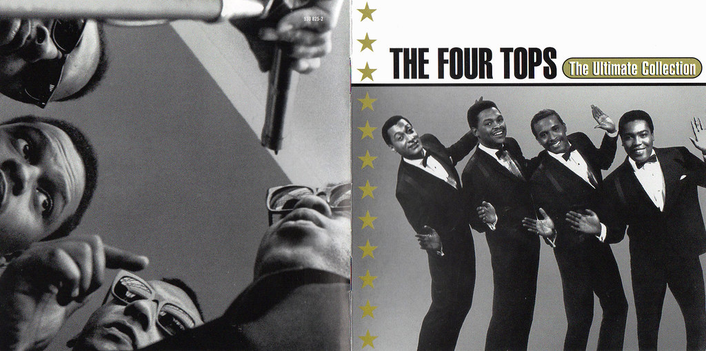 Four Tops Ultimate Collection: The Ultimate Collection (b01 & B1