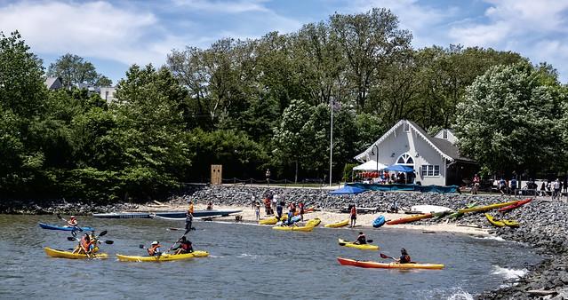 Hoboken Cove Community Boathouse