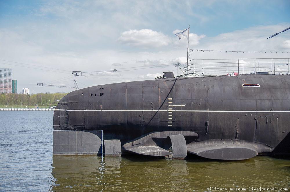 Музей ВМФ в Москве-312