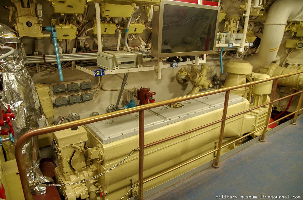 Музей ВМФ в Москве-109