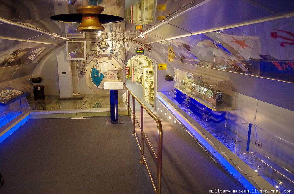 Музей ВМФ в Москве-104