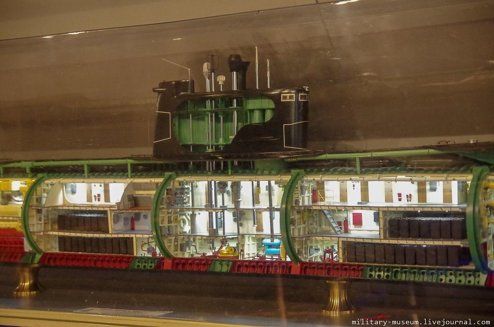 Музей ВМФ в Москве-102