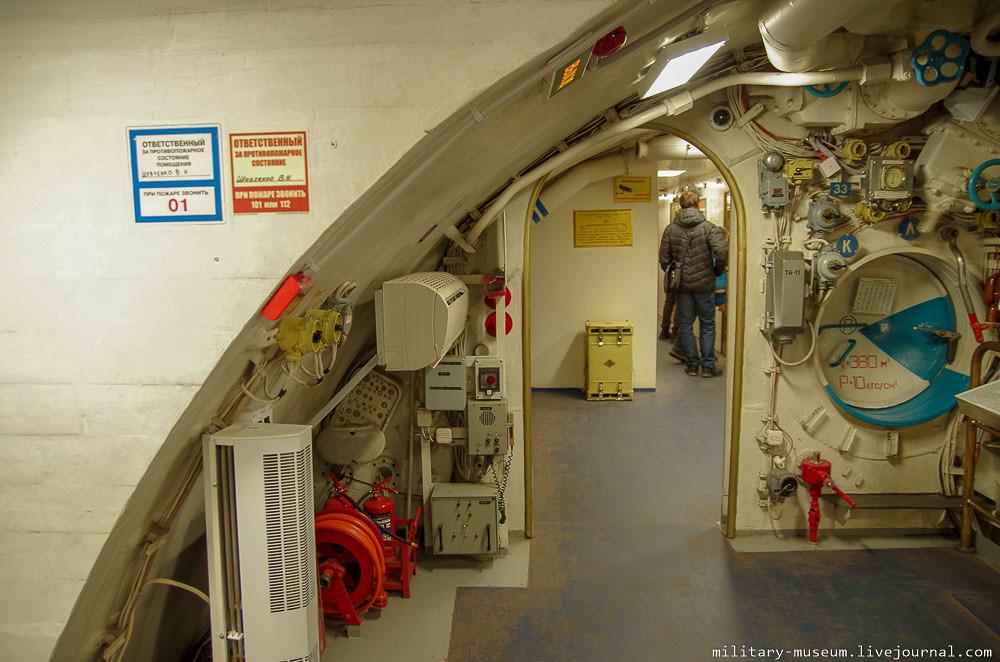 Музей ВМФ в Москве-35