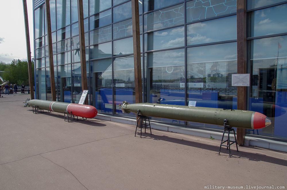 Музей ВМФ в Москве-24