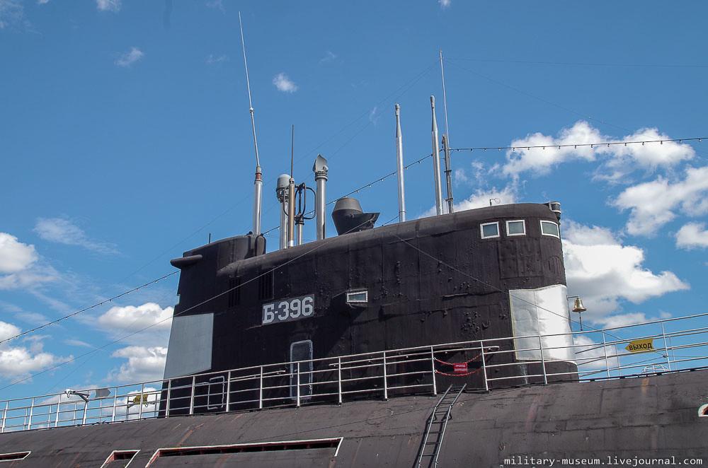 Музей ВМФ в Москве-22