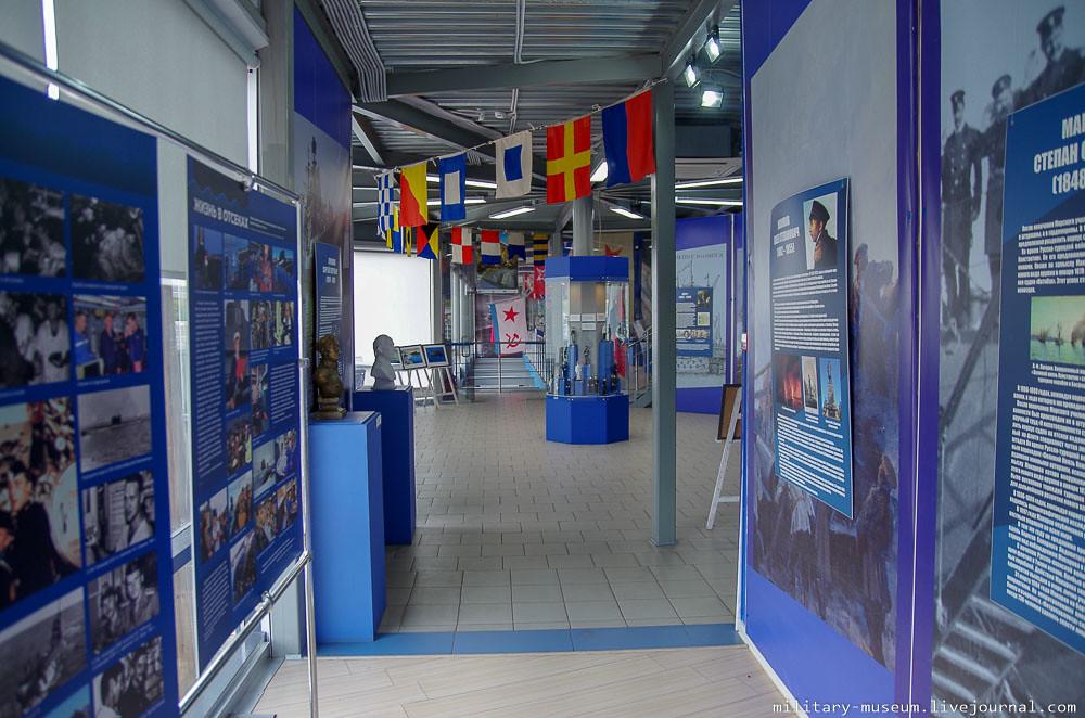 Музей ВМФ в Москве-277