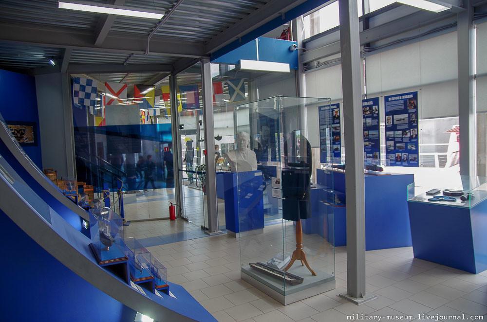 Музей ВМФ в Москве-269