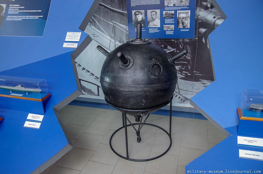 Музей ВМФ в Москве-268
