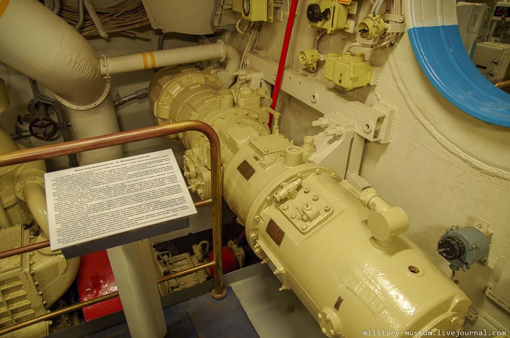Музей ВМФ в Москве-125