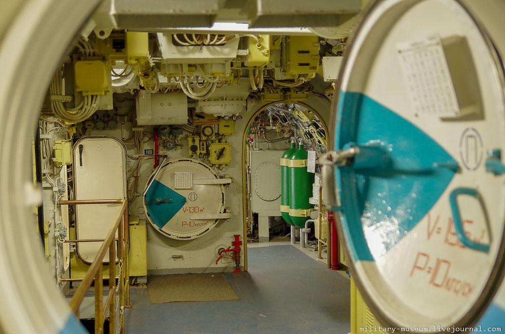 Музей ВМФ в Москве-123