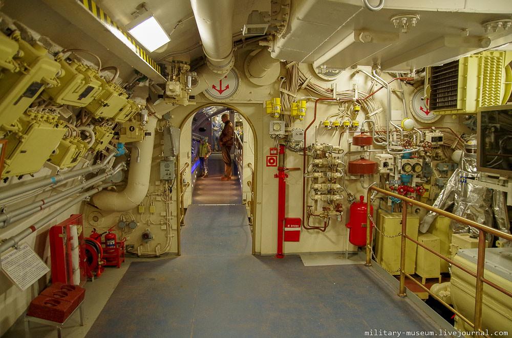 Музей ВМФ в Москве-117