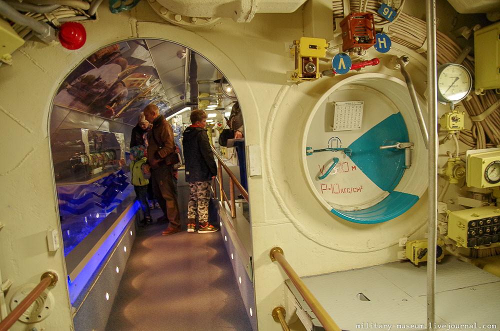 Музей ВМФ в Москве-106