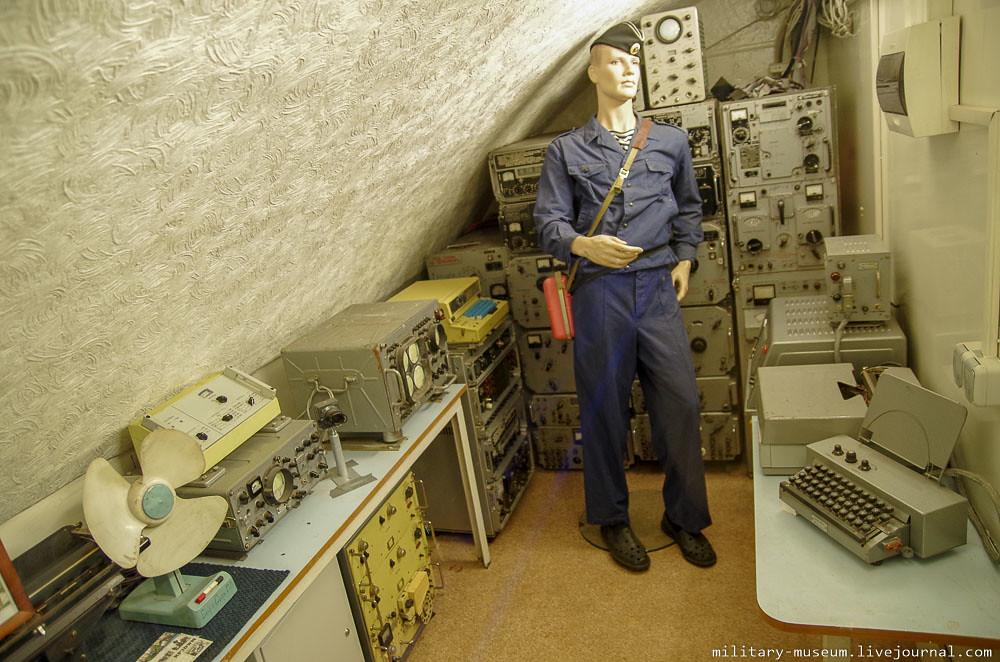 Музей ВМФ в Москве-95