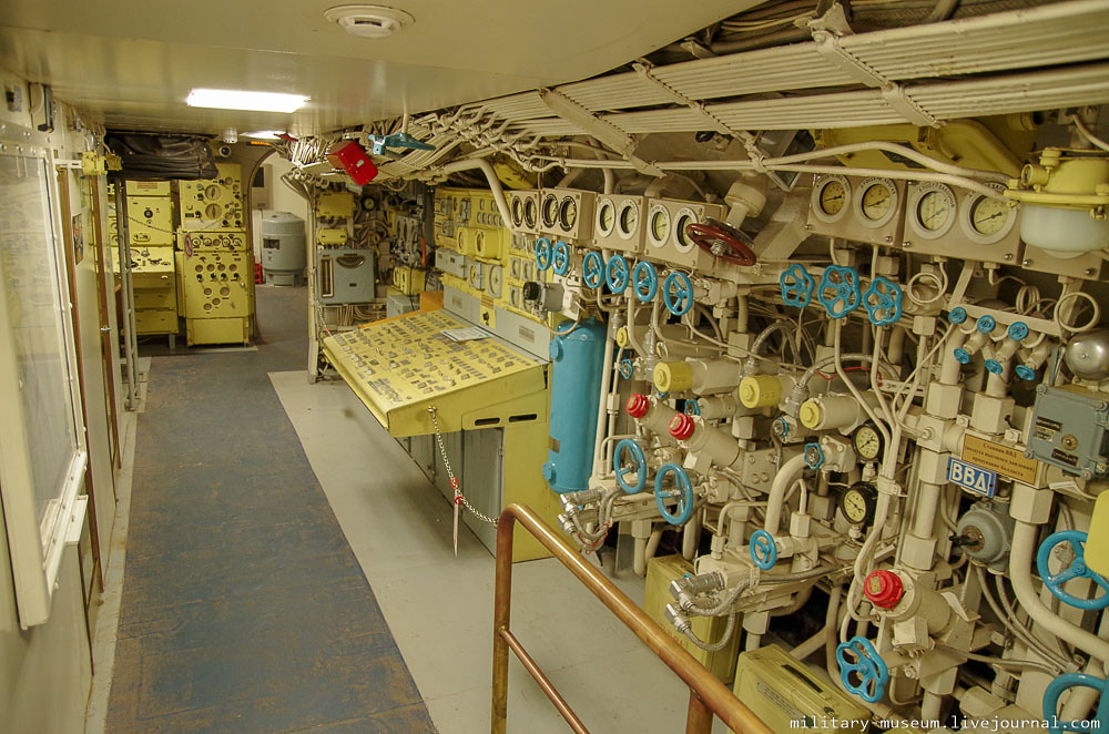 Музей ВМФ в Москве-86