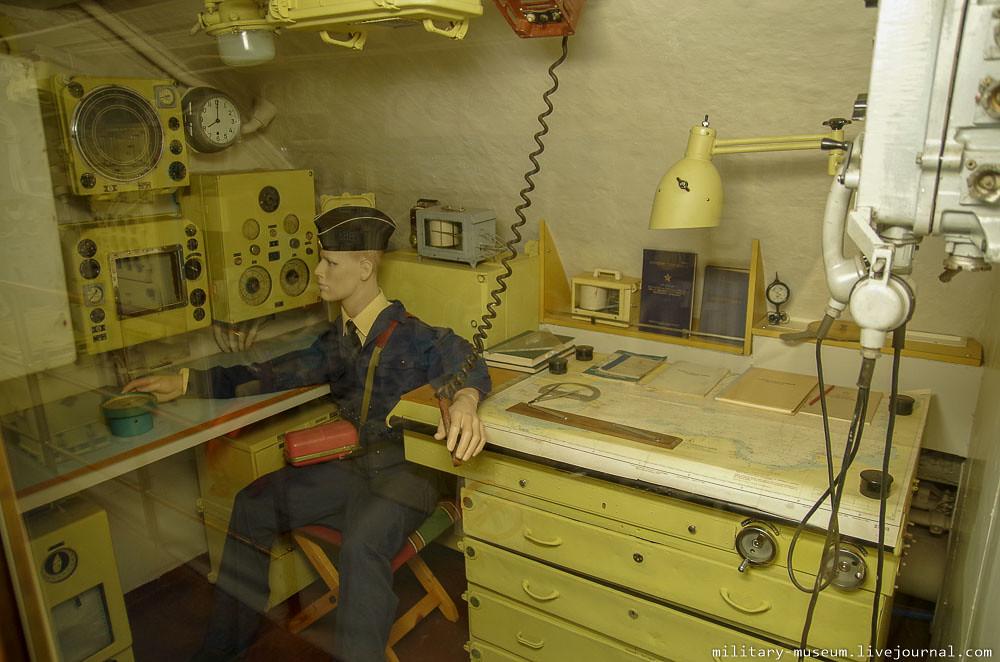 Музей ВМФ в Москве-85