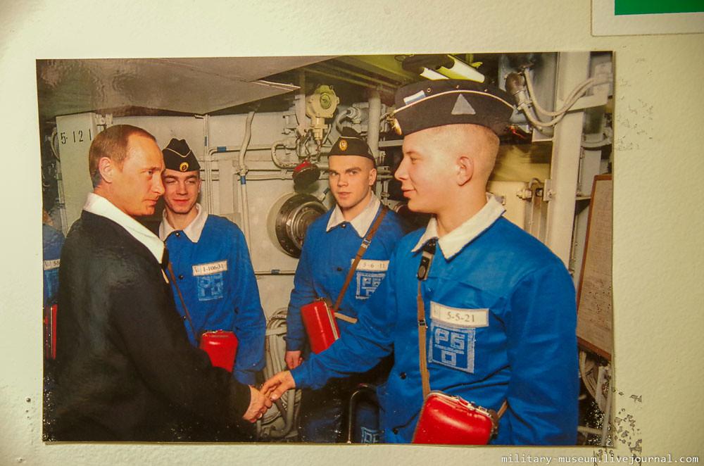 Музей ВМФ в Москве-83