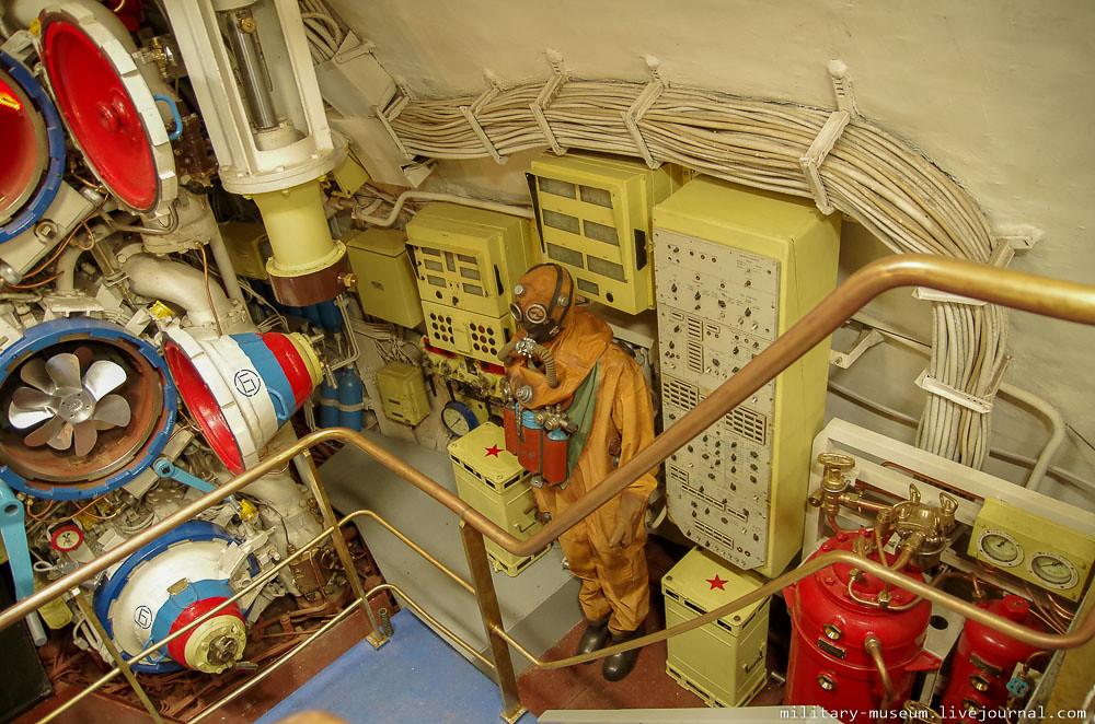 Музей ВМФ в Москве-40