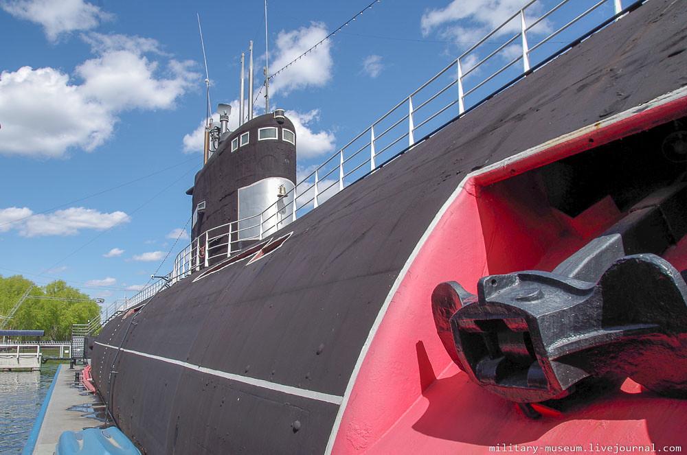 Музей ВМФ в Москве-33