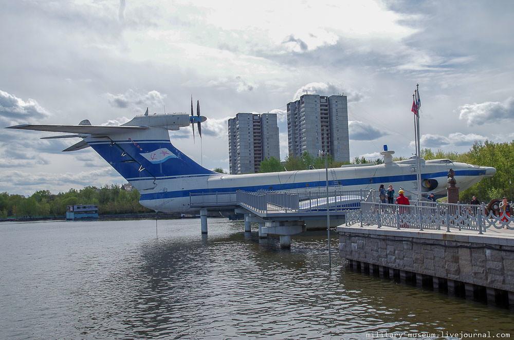 Музей ВМФ в Москве-30