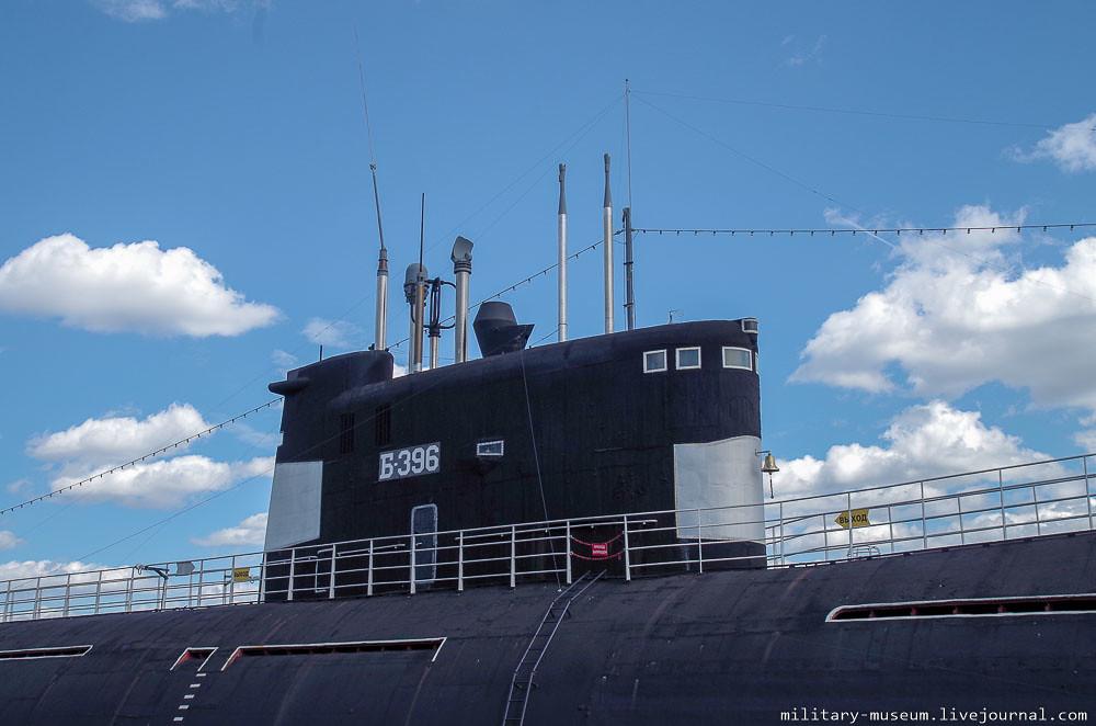 Музей ВМФ в Москве-27