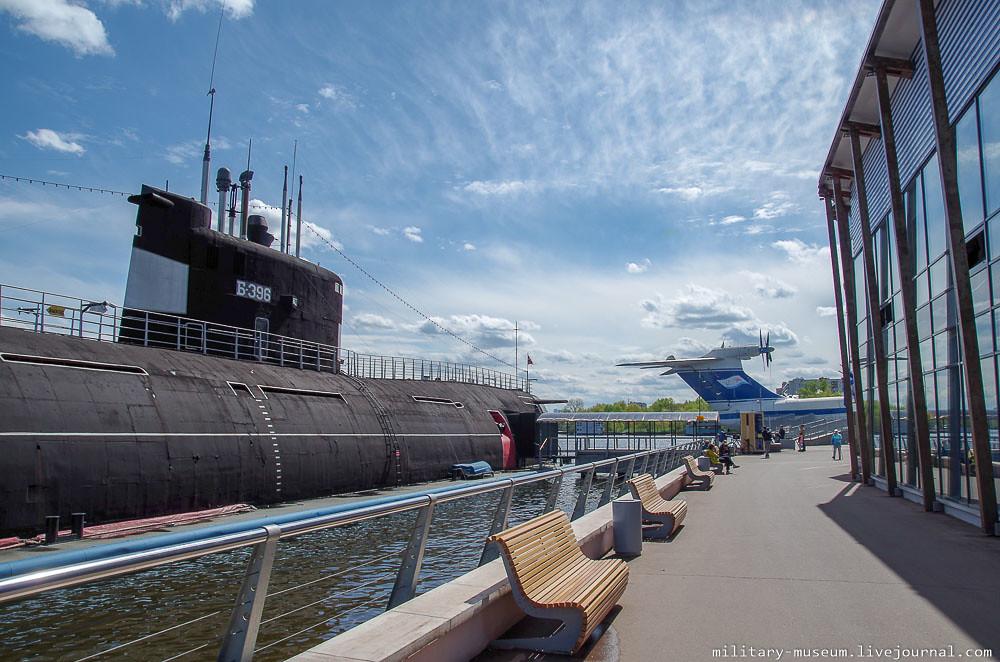 Музей ВМФ в Москве-20