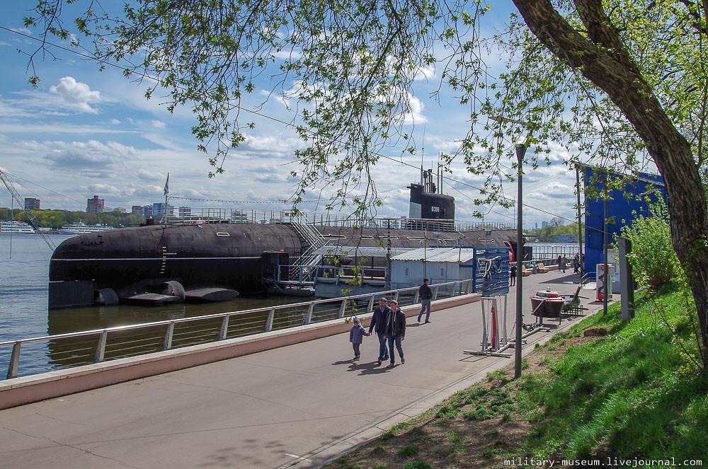Музей ВМФ в Москве-9