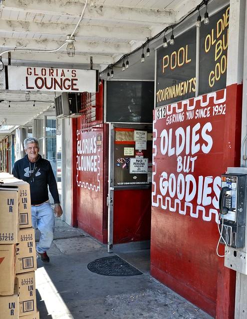 Gloria's Lounge - San Antonio, Texas