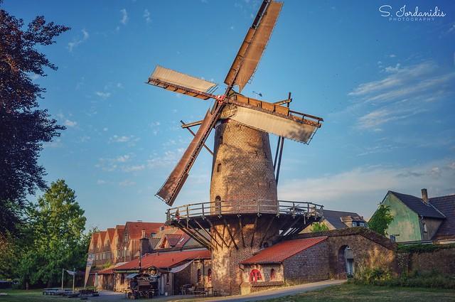 The Windmill, Xanten